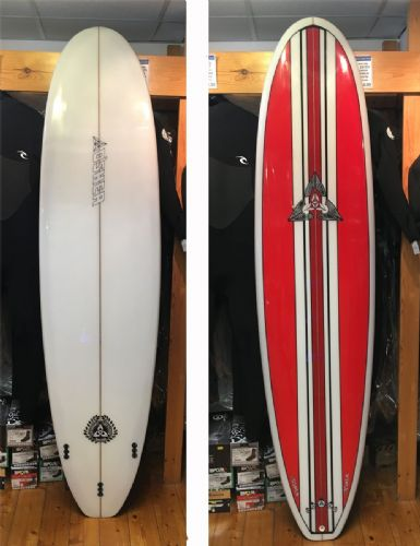 "O'Shea 7'6"" Mini Mal Surfboard"